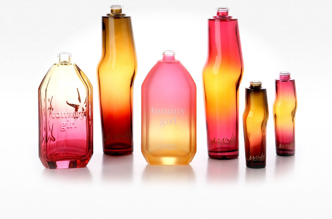 Decotech, Inc. is the expert in glass bottle decoration for perfumes