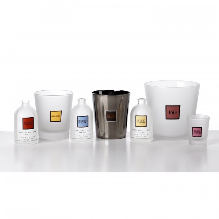 033-Henri Bendel Candle Group