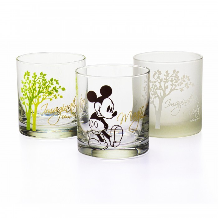 030-Disney Candle Trio